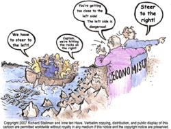 Cartoon Economists