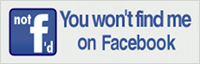 anti-facebook button